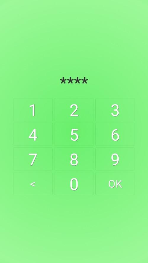 Finger Print App Unlock images