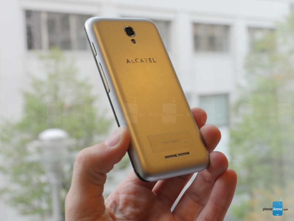 Alcatel OneTouch Pixi First hands-on