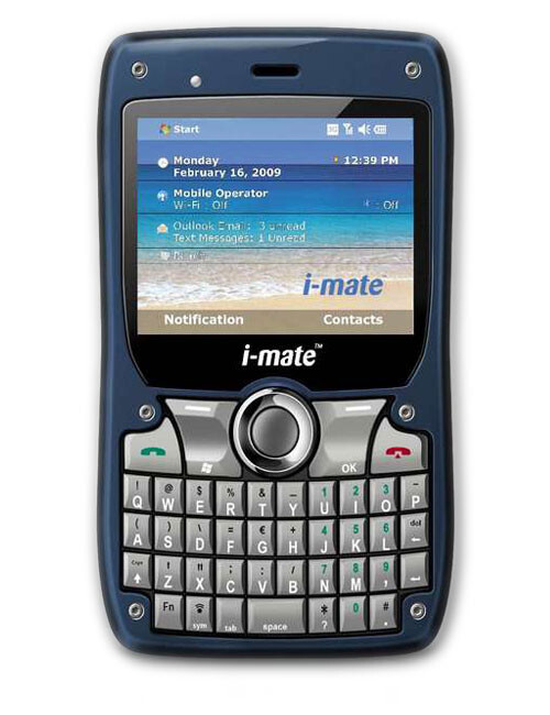 i-mate 810-F with a lifetime warranty