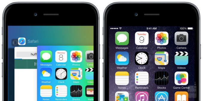 Apple iPhone 6s Plus vs iPhone 6 Plus: in-depth specs