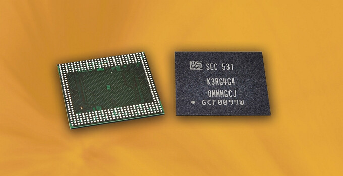 Samsung's new RAM chips pave the way for smartphones with 6GB of RAM
