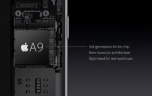 The iPhone 6s Plus