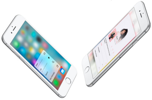 Apple iPhone 6s - all the official images