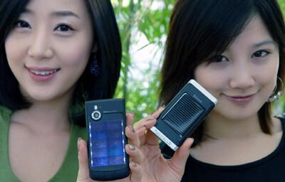 LG also prepares an ECO-friendly phone