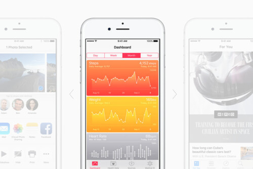 iPhone now measures the pace at which you walk or run, not just the distance