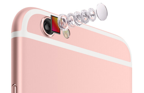 12-megapixel main camera with more detail yet still good low-light performance