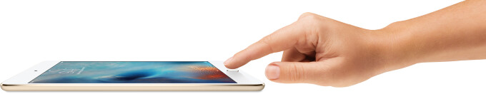 """The iPad mini 4 revealed... in """"astonishing"""" 30 second announcement"""