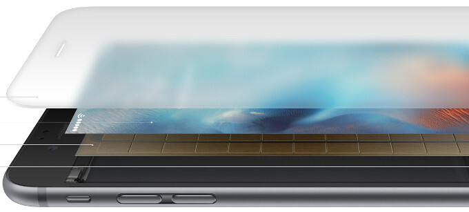 The 3D Touch display comes with added elements - capacitive pressure sensors and an elaborate Taptic Engine - 5 apps that take advantage of the '3D Touch' screen on the iPhone 6s