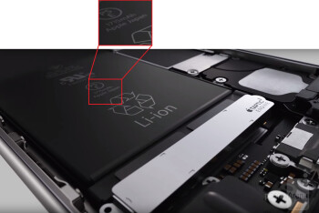 Seemingly confirmed: the iPhone 6s comes with a smaller battery than predecessor