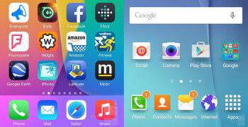 Apple iPhone 6s vs Samsung Galaxy S6: approfondito confronto caratteristiche