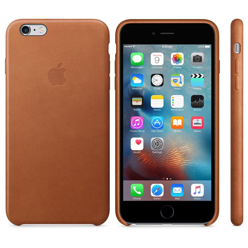 Custodia in pelle Apple iPhone 6s più ($ 49)
