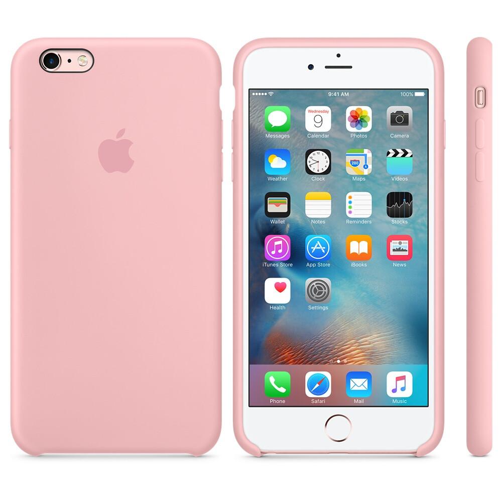 IPhone 6s Custodia in silicone più Apple ($ 39)