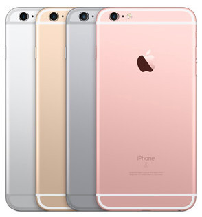 """Apple iPhone 6s Plus colors - Innovation or copycat? Huawei unveiled a 5.5"""" Mate S with Force Touch before the iPhone 6s Plus"""