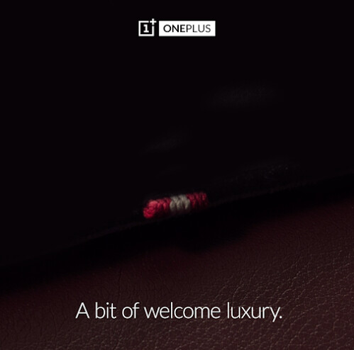 OnePlus teases leather StyleSwap cover for the OnePlus 2? - OnePlus teaser says that something luxurious is coming