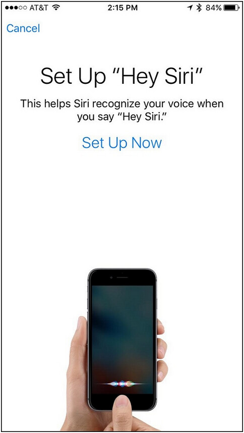 Siri will learn to recognize an iPhone owner's voice in iOS 9.1 - Siri to recognize 'Her Master's Voice' in iOS 9.1?