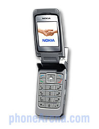 Nokia unveils three CDMA phones