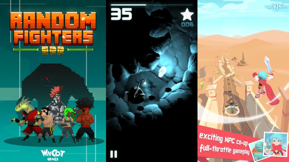 Best new Android and iPhone games of the week (September 8th - September 14th)