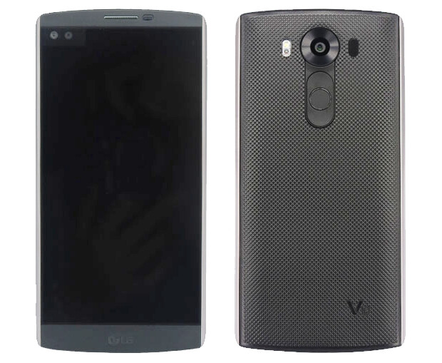 LG V10 photos from China's TENAA - LG V10 phone with secondary display likely to be unveiled at LG's confirmed October 1st press event