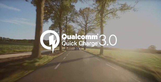 Qualcomm Quick Charge 3.0 oficially announced: more flexible and faster than Quick Charge 2.0