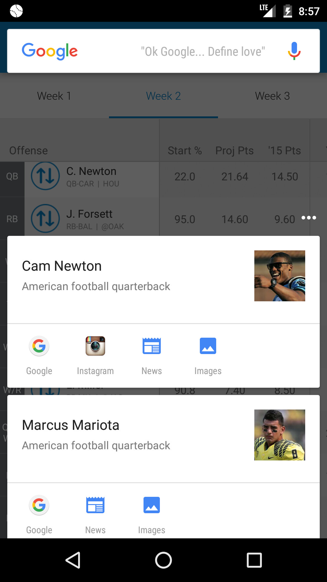 Google Now on Tap is available in the latest Google app ...