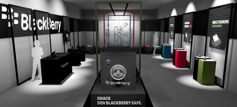BlackBerry will soon open a pop-up store in Germany - BlackBerry to open a pop up store in Germany on September 23rd