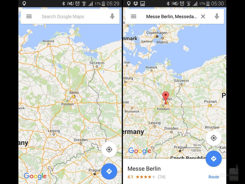 How to share your photos of places with the world in google maps start b finding and marking the location you wish to add a photo of gumiabroncs Images