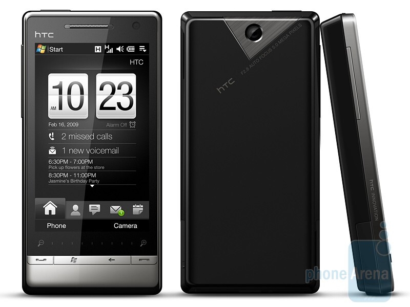 HTC Touch Diamond2 - HTC announces the Touch Pro2 and Touch Diamond2