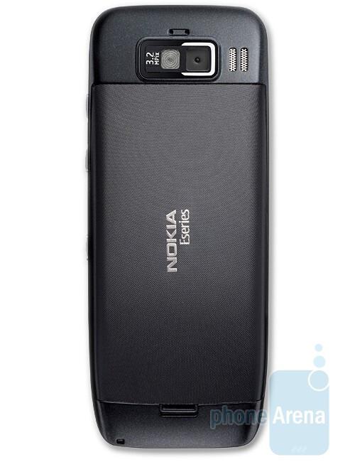 Nokia E55 - Nokia announces new smartphones from the E-series