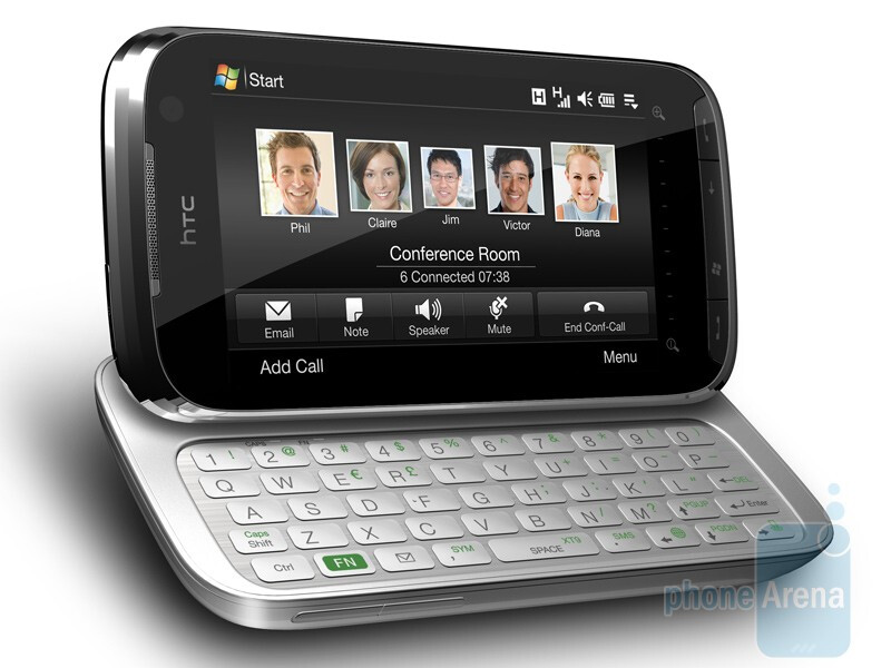 HTC TouchPro2 - HTC announces the Touch Pro2 and Touch Diamond2