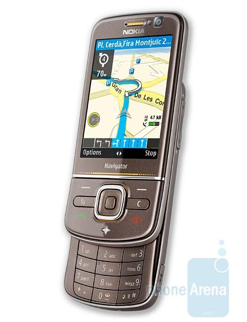 Nokia 6710 Navigator - Nokia announces the 6710 Navigator and 6720 classic