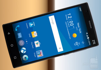 Big Screen At Low Cost It S The Zte Zmax 2 For At Amp T