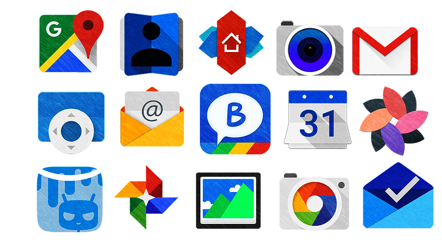 Best new icon packs for Android (September 2015) #2 - PhoneArena