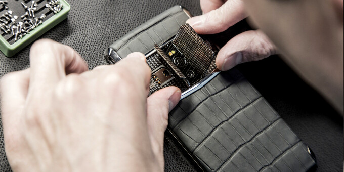 Vertu's New Signature Touch is easily its most powerful and luxurious device by a margin