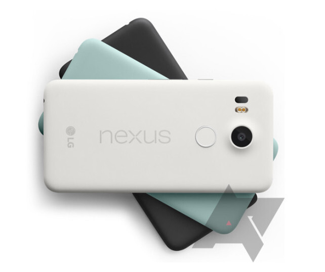LG Nexus 5X color options - Will you be getting a new Google Nexus phone?