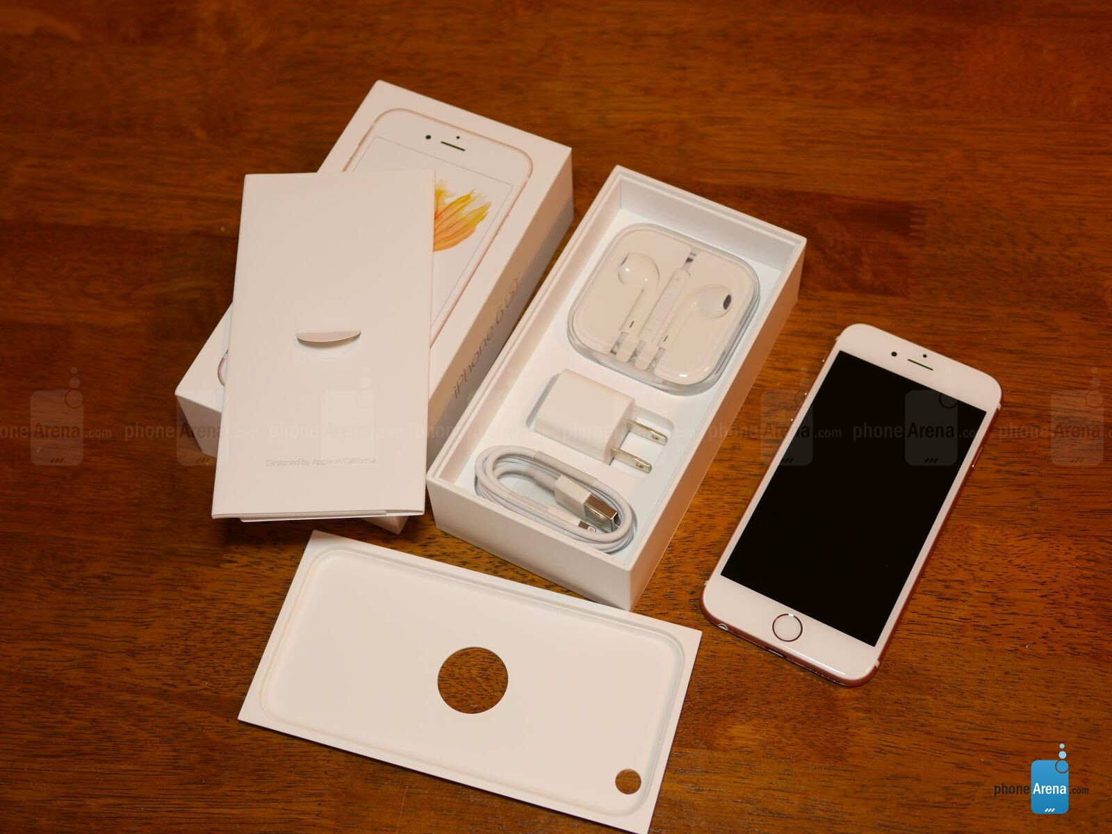 apple iphone 6s unboxing