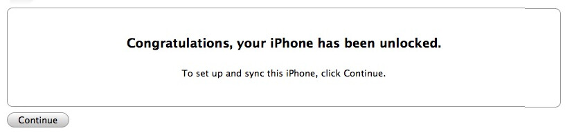 If you paid in full for your new iPhone and purchased it from the Apple Store, the phone can be unlocked quickly using iTunes - How to unlock your Apple iPhone 6s or Apple iPhone 6s Plus if purchased from the Apple Store