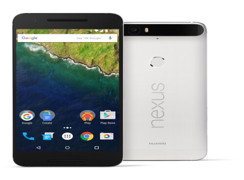 Newly leaked Nexus 6P pictures