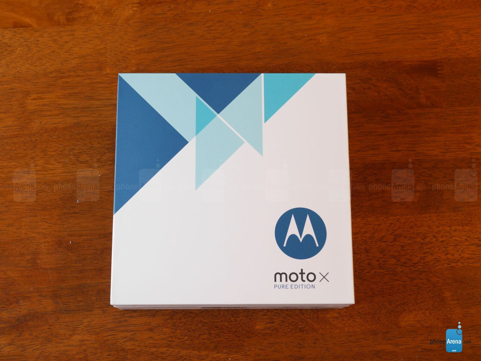 Moto X Pure Edition unboxing