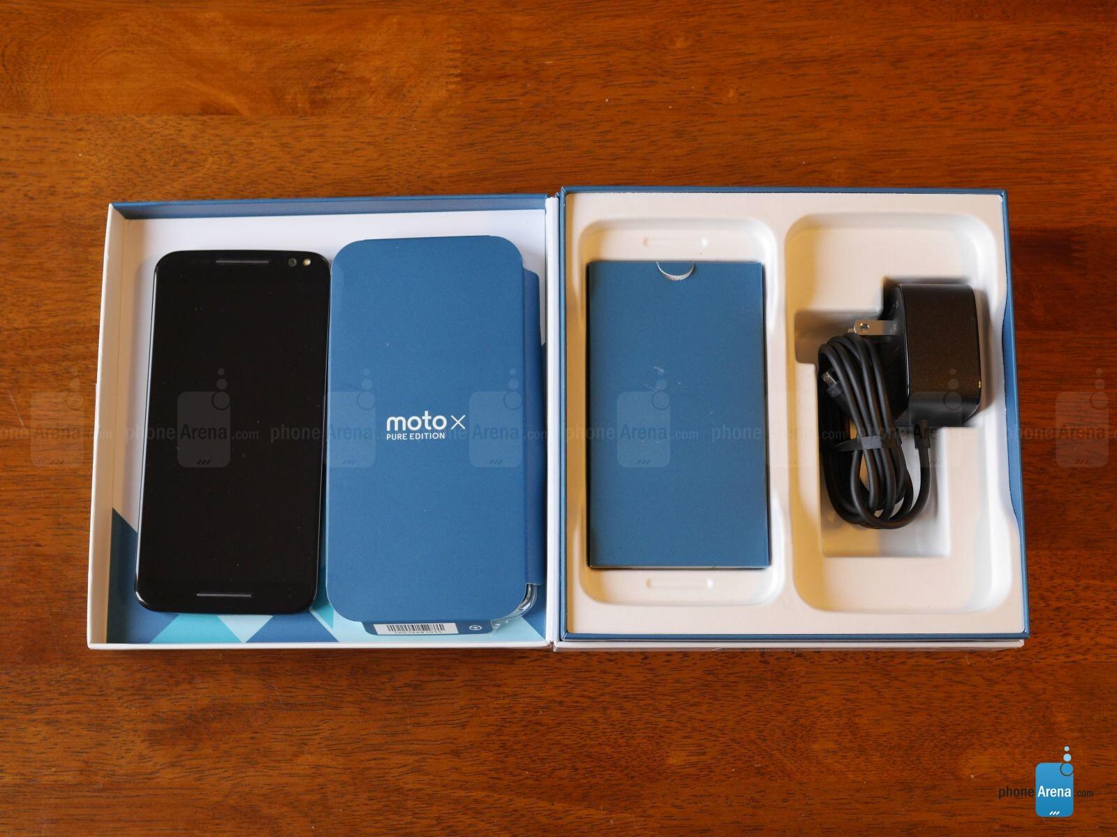 Moto X Pure Edition unboxing , Motorola Moto X Pure Edition unboxing