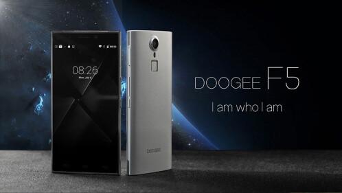 Meet the $139.99 Doogee F5