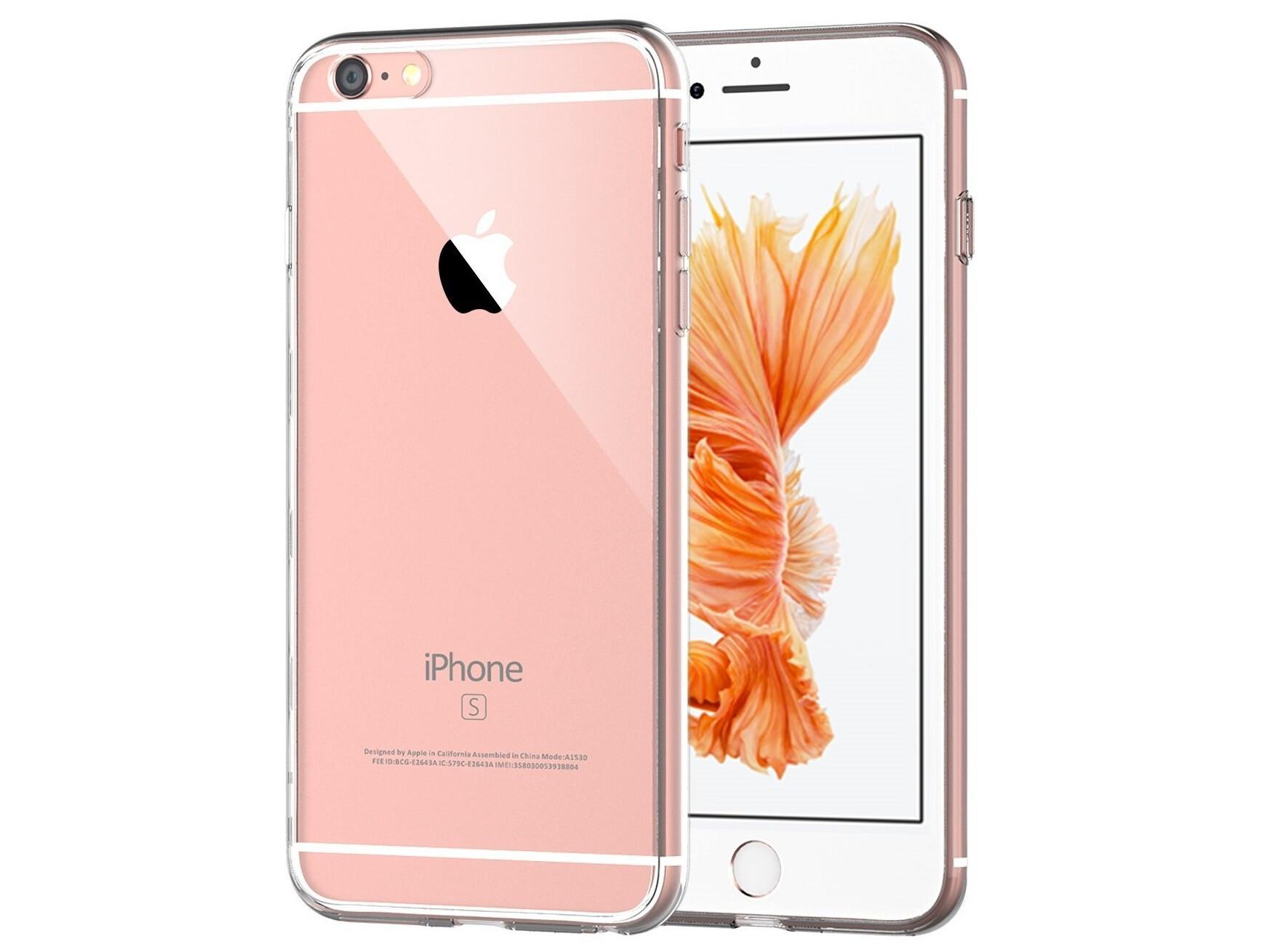 iphone 6s phone case transparent
