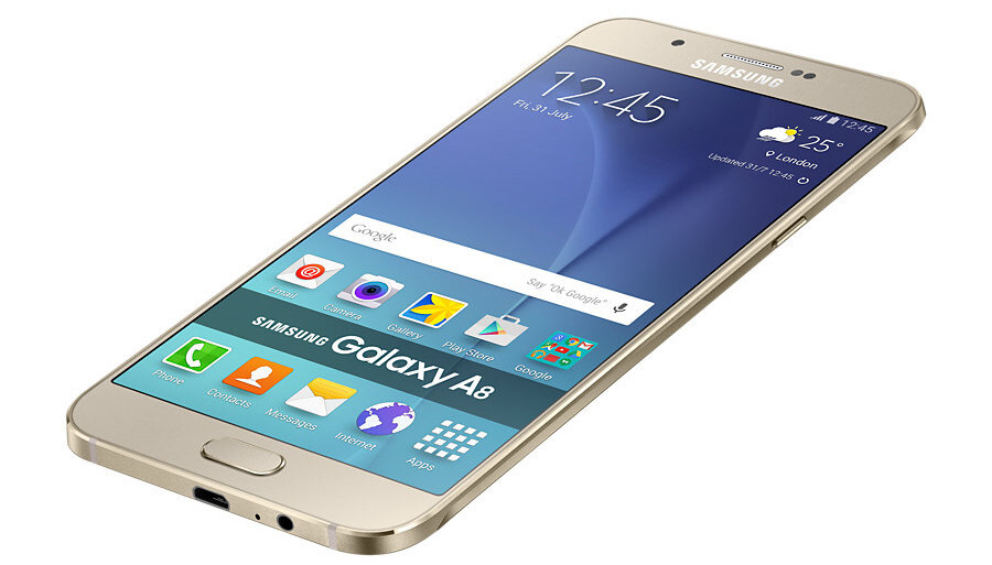 Samsung Galaxy A8 battery life test results