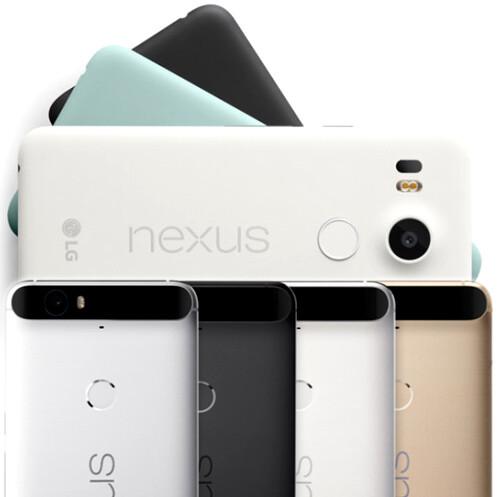 Nexus 5X dummy handled on video, preorder prices in Europe leak
