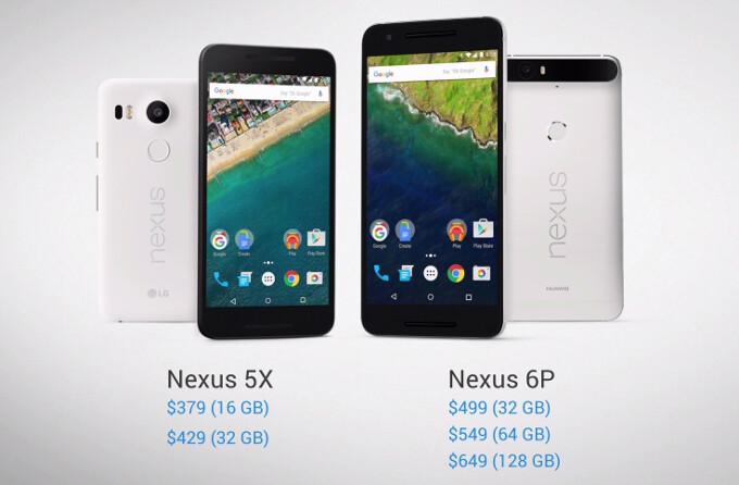 Nexus 5X goes official