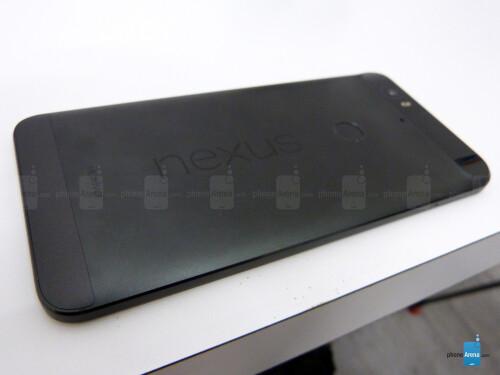 Google Nexus 6P hands-on photos