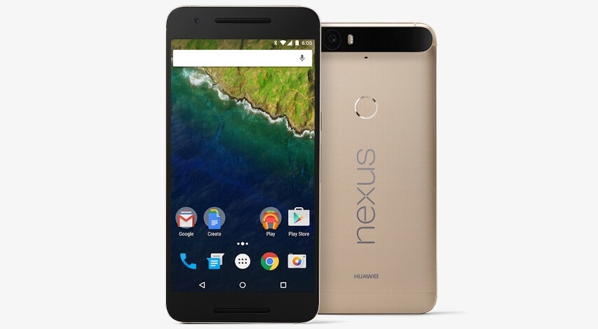 Google Nexus 6P has a special gold edition, but you need to go to Japan to get it