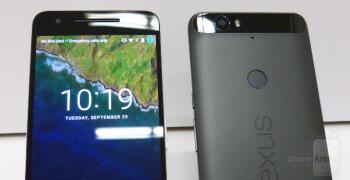 Google Nexus 6P hands-on: Huawei joins the Nexus club