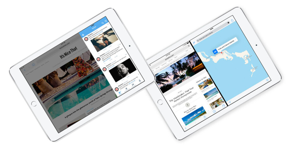 iOS 9 multitasking explained. Split View vs Slide Over: what's the difference and should you care?