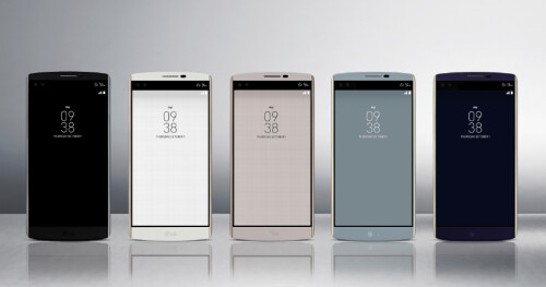 The LG V10 is now official