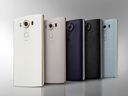 LG V10 is introduced